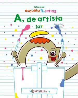 A, DE ARTISTA