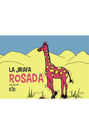 LA JIRAFA ROSADA