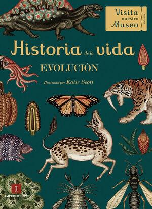 HISTORIA DE LA VIDA (LIBRO)
