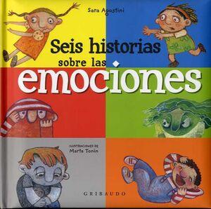 SEIS HISTORIAS DE LAS EMOCIONES