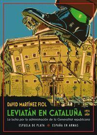 LEVIATÁN EN CATALUÑA (1931-1939)