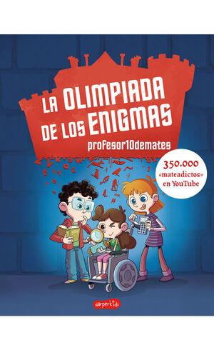 LA OLIMPIADA DE LOS ENIGMAS