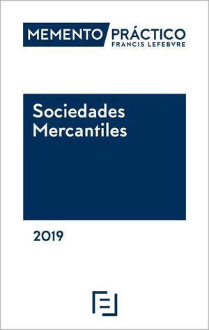 MEMENTO SOCIEDADES MERCANTILES 2019