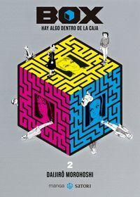 BOX. HAY ALGO DENTRO DE LA CAJA 2
