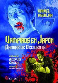 VAMPIROS EN JAPON. SANGRE DE OCCIDENTE