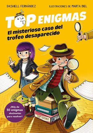EL MISTERIOSO CASO DEL TROFEO DESAPARECIDO (TOP ENIGMAS 1)