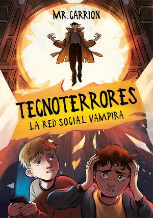 LA RED SOCIAL VAMPIRA (TECNOTERRORES 2)