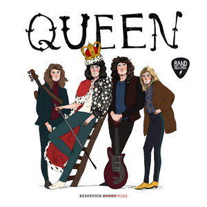 QUEEN (BAND RECORDS 4)