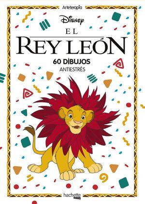 ARTETERAPIA. EL REY LEÓN