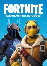 AGENDA ESCOLAR 2020-2021. OFICIAL FORTNITE
