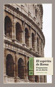 EL ESPÍRITU DE ROMA