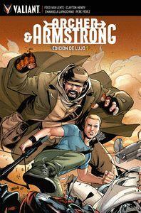 ARCHER & ARMSTRONG 1 (EDICION DE LUJO)