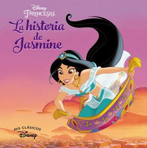 ALADDÍN. LA HISTORIA DE JASMINE (MIS CLÁSICOS DISNEY)