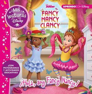 HOLA, SOY FANCY NANCY! PICTOGRAMAS