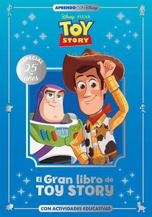GRAN LIBRO DE TOY STORY. EL