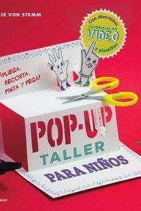 TALLER DE POP-UP PARA NIÑOS