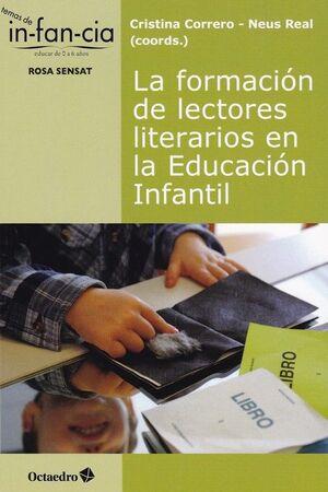 LA FORMACIÓN DE LECTORES LITERARIOS EN LA EDUCACIÓN INFANTIL