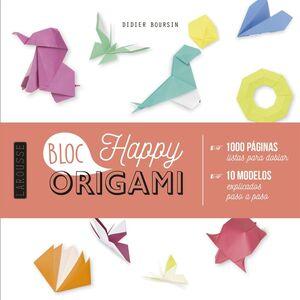 ORIGAMI BLOC HAPPY