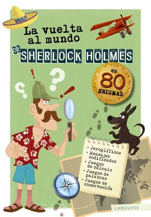 LA VUELTA AL MUNDO DE SHERLOCK HOLMES