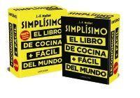 SIMPLISIMO DOBLE. LOS LIBROS DE COCINA + FACILES DEL MUNDO