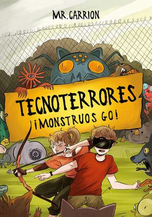 ?MONSTRUOS GO!