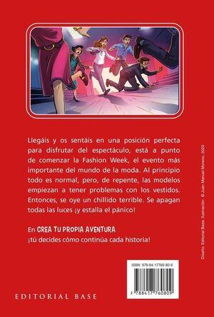 CREA TU PROPIA AVENTURA 6. PÁNICO EN EL DESFILE