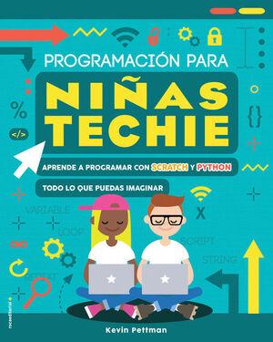 PROGRAMACIÓN PARA NIÑAS TECHIE