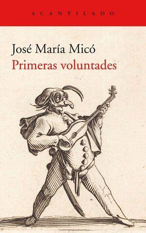 PRIMERAS VOLUNTADES