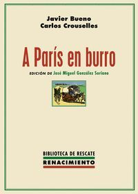 A PARIS EN BURRO