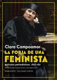 LA FORJA DE UNA FEMINISTA