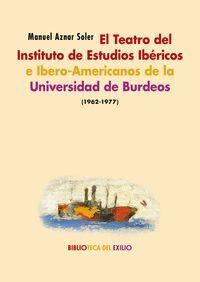 EL T.I.E.I.T. DE LA UNIVERSIDAD DE BURDEOS (1962-1977)