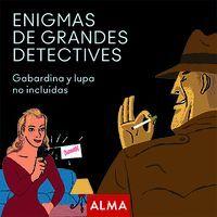 ENIGMAS DE GRANDES DETECTIVES