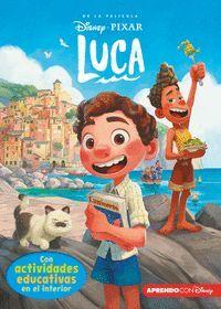 LUCA (LEO, JUEGO Y APRENDO CON DISNEY)