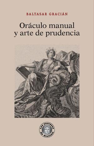 ORÁCULO MANUAL Y ARTE DE PRUDENCIA