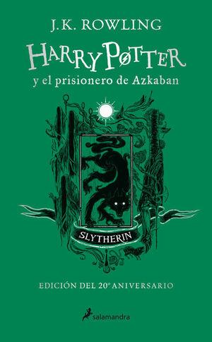 HARRY POTTER Y EL PRISIONERO DE AZKABAN (EDICIÓN SLYTHERIN DEL 20