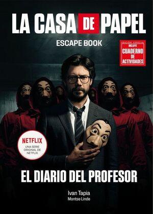 LA CASA DE PAPEL. ESCAPE BOOK EDICION ESPECIAL