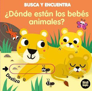 DONDE VIVEN LOS BEBES ANIMALES