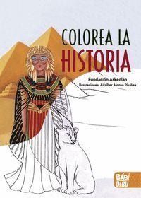 COLOREA LA HISTORIA