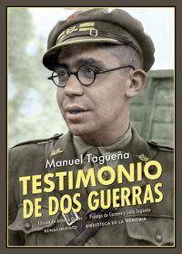 TESTIMONIO DE DOS GUERRAS