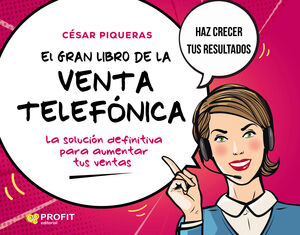 EL GRAN LIBRO DE LA VENTA TELEFONICA