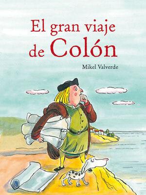 EL GRAN VIAJE DE COLÓN