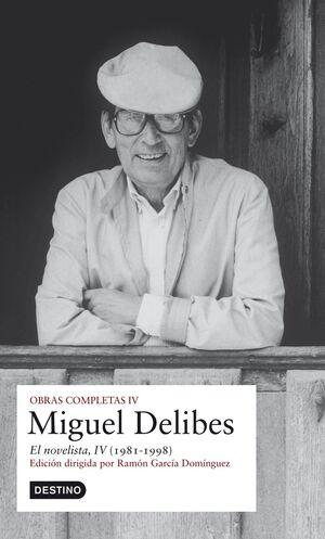 O.C. MIGUEL DELIBES - EL NOVELISTA