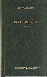 CONTROVERSIAS. LIBROS I-V