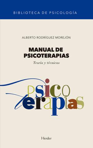 MANUAL DE PSICOTERAPIAS