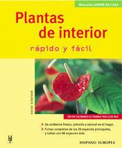 PLANTAS DE INTERIOR (JARDÍN EN CASA)