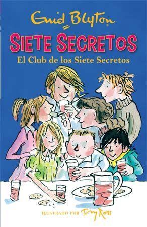 EL CLUB DE LOS SIETE SECRETOS