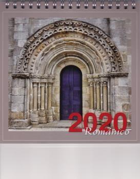 CALENDARIO MESA 2020 ROMANICO