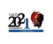 TACO SAGRADO CORAZON -2021 NOTAS CON IMAN