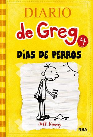 DIARIO DE GREG 4. DÍAS DE PERROS.