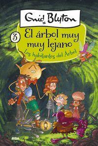 LOS HABITANTES DEL ARBOL LEJANO